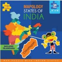 Mapology States of India