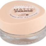Maybelline Dream Matte Mousse Foundation (nude light 4) Price: Rs. 534
