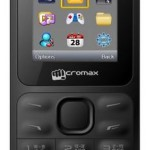 Buy Amazon.in Offer Basic Mobile Micromax X1800 (Black) @ Rs 698.00