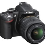 Lightweight Nikon D3200 24 Mega Pixel DSLR Camera @ Rs 22499