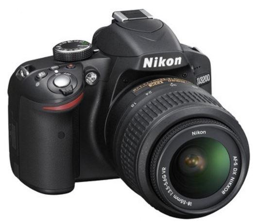 Lightweight Nikon D3200 24 Mega Pixel DSLR Camera @ Rs 22499