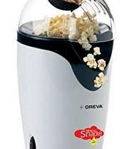 Oreva Popcorn Maker Healthy Snacker - Perfect Popcorn Machine