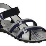 SnapDeal : Oricum Footwear Gray Floater Sandal For Men