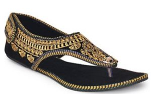 Paduki Beautiful Ethnic Footwear Women Flats