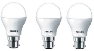 Philips 7 W LED Bulb(Pack of 3)