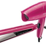 Buy Amazon.in Offer Philips HP 8643 Hair Straightener and Hair Dryer Combo Pack (Miss Fresher's Pack) @ Rs 1719