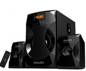 Philips MMS4040F 2.1 Multimedia Speaker
