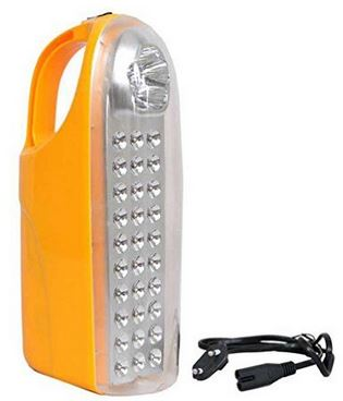 Amazon Offer : Philips Ojas Rechargeable LED Lantern (Yellow) @ Rs 1070