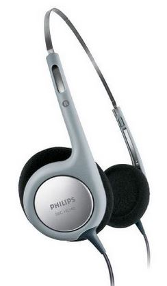 Buy Amazon.in Offer Philips On-Ear Headphone (Grey) @ Rs 242