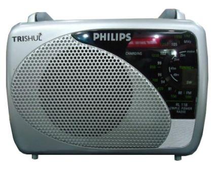 Philips RL118 FM Radio
