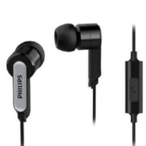 Philips SHE1405BK Wired In Ear Headset (Black)