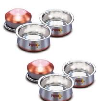 Pigeon Baby Handi Dish- 3 Pc Set (Buy 1 Get 1)