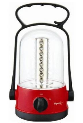 Pigeon Dhruv Emergency Lamp