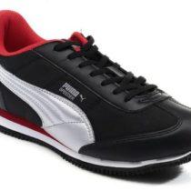 Puma Speeder Tetron Ii Dp Black Sport Shoes