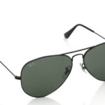 Ray Ban Aviator Sunglasses Price: Rs. 5,490