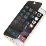 Rock Flip Cover for iPhone 6 (Gold Back)