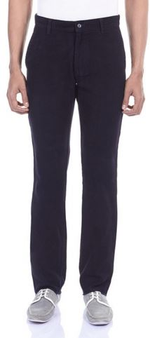Amazon Offer : Ruggers Men's Casual Trouser @ Rs 399