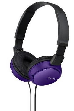 Buy Amazon.in Offer SONY ZX110A HEADPHONE (VOILET)