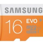 Samsung Evo 16GB Class 10 micro SDHC memory card upto 48Mbps speed