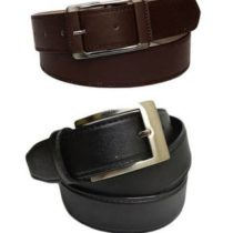 Skyways Leather Belt ( Buy 1 Get 1 Free)