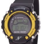 Amazon Top Sonata Digital Grey Dial Men's Watch Gifts Online