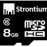 Buy Amazon.in Offer Strontium 8GB MicroSDHC Memory Card (Class 6) @ Rs 171