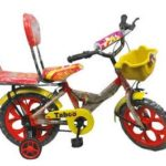PayTM : Taboo Red And Yellow Kids Cycle