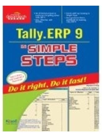 Tally.Erp 9 In Simple Steps (English)