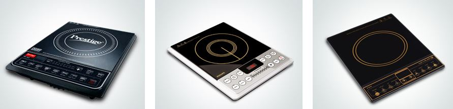 Buy Best Selling Induction CookTops Online India