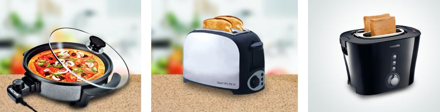 Top Selling Toasters & Sandwich Makers Online India