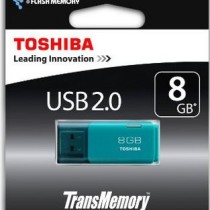 Toshiba Hayabusa 8GB Flash Drive USB 2.0