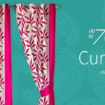 Buy Amazon india offering Upto 70% discount on the Curtains online