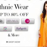 Buy Amazon india offering 35% off or more on Women Ethnic Wear online