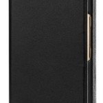 YU Flip Case Cover for YU Yuphoria (Black)