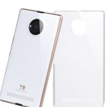 YU Hard Back Case Cover for YU Yuphoria (Transparent)