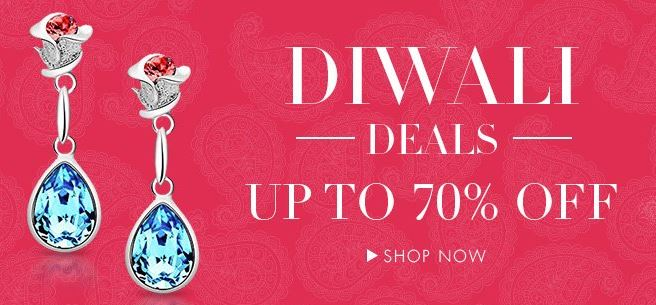 Buy Amazon Flat Upto 70 percent off on fashion and traditional imitation jewellery online