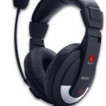 iball Rocky Headset Over-Ear Headphone with Mic