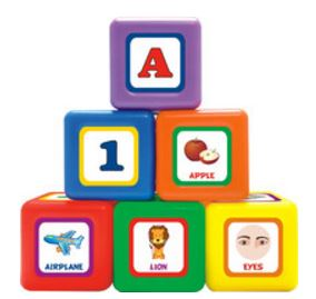 Alphabet & Number Recognition Toys