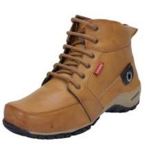 Bachini Men's Black Synthetic Boots