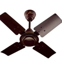Bajaj Maxima 63-Watt Ceiling Fan (Brown)