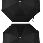 Bizarro Plain Combo-3-Fold Heavy Quality (Set of 2) Umbrella(Black) @ Rs 499