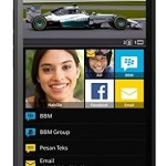 BlackBerry Z3 (Black, 8GB)