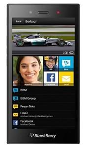 BlackBerry Z3 (Black, 8GB)