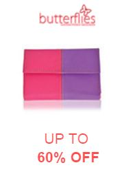 Buy Butterflies Handbags Buy Online @ Best Price today up to 60 off
