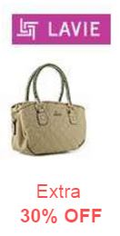 Buy LAVIE Handbags Online @ Best Price today up to 30% off