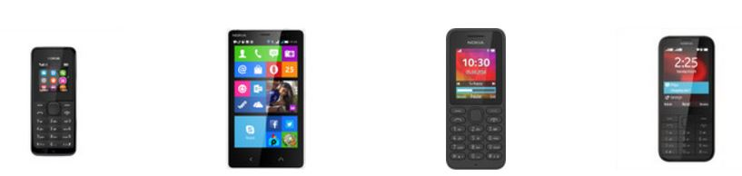 Buy Nokia Best Sellers Mobile Phones online at low prices in India