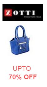 Buy Women Zotti Handbags Online @ Best Price today up to 70% off