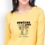 Campus Sutra Casual 3/4 Sleeve Printed Women's Top @ Rs 299