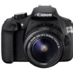 Amazon Canon EOS 1200D 18MP Digital SLR Camera (Black) with EF-S 18-55mm f/3.5-5.6 IS II Lens, 8GB Card and Carry Bag