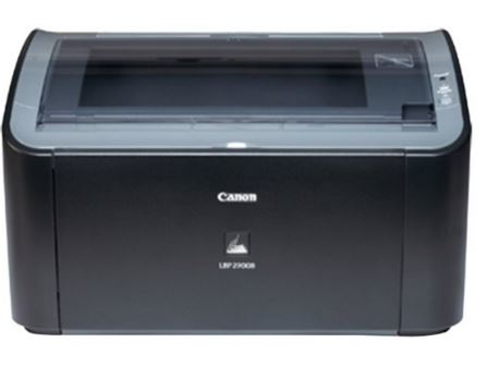 Canon LBP 2900B Monochrome Laser Printer (Black/White)